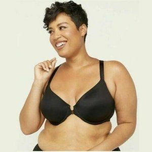 NEW CATHERINES 4096 FrontClose Underwire Racer Bra